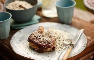 Butter Chicken Mole
