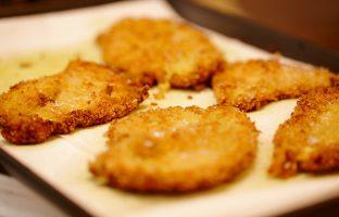 Crusty Kerala Chicken Schnitzel